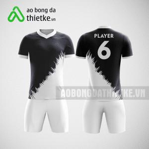Mẫu quần áo bóng đá Bình Dương màu tím than ABDTK5