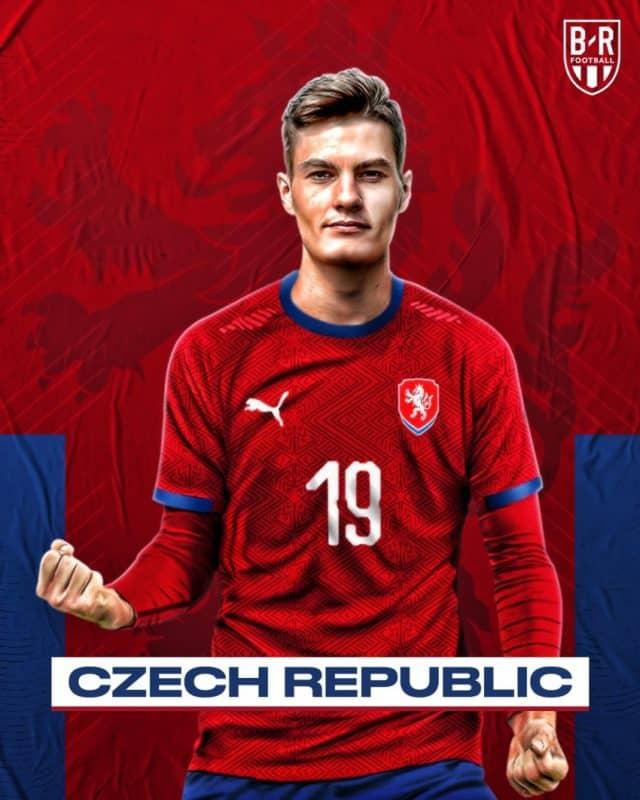 Áo đấu Euro của đội tuyển Séc