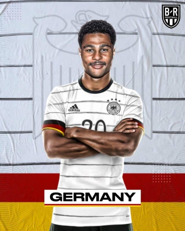 Áo đấu Euro của đội tuyển Đức
