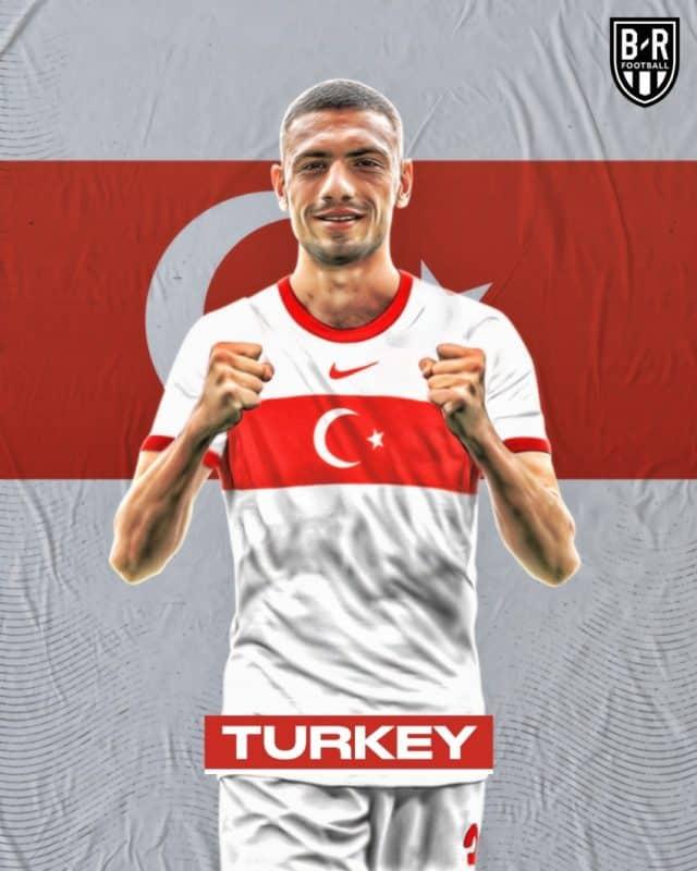Áo đấu Euro của đội tuyển Thổ Nhĩ Kỳ