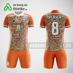 Mẫu áo bóng đá thiết kế viettel ABDTK218