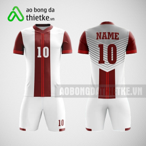Mẫu áo bóng đá giá rẻ tại lào cai ABDTK156