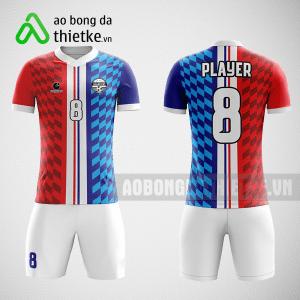 Mẫu áo bóng đá tập đoàn hoa sen ABDTK249
