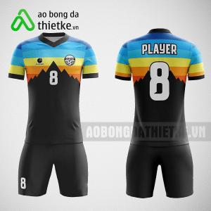 Mẫu áo bóng đá thiết kế BHNT Cathay Việt Nam ABDT409