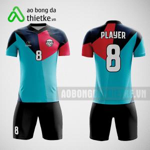 Mẫu áo bóng đá thiết kế Bac A Bank ABDTK217