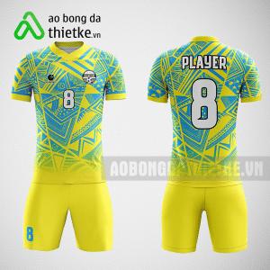 Mẫu áo bóng đá thiết kế Bảo hiểm Nhân thọ Mirae Asset Prévoir ABDTK403