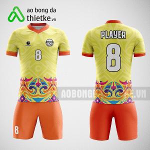 Mẫu áo bóng đá thiết kế Bảo hiểm Nhân thọ Sun Life Việt Nam ABDTK402