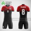 Mẫu áo bóng đá thiết kế Dong A bank ABDTK214