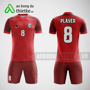 Mẫu áo bóng đá thiết kế bưu điện liên việt ABDTK205