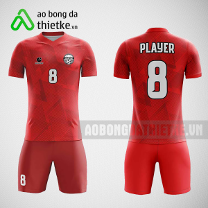 Mẫu áo bóng đá thiết kế công ty bảo việt nhân thọ ABDTK396