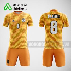 Mẫu áo bóng đá thiết kế đại học công đoàn ABDTK369