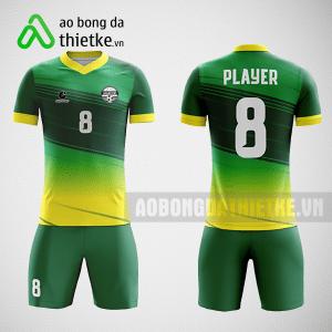 Mẫu áo bóng đá thiết kế đại học đại nam ABDTK383