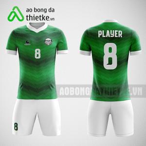 Mẫu áo bóng đá thiết kế đại học đông đô ABDTK395