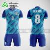 Mẫu áo bóng đá thiết kế đại học kinh tế quốc dân ABDTK373
