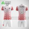Mẫu áo bóng đá thiết kế đại học lao động xã hội ABDTK375
