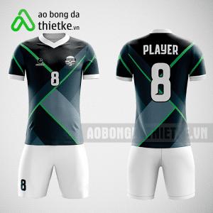 Mẫu áo bóng đá thiết kế đại học tài chính ngân hàng hà nội ABDTK384