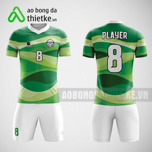Mẫu áo bóng đá thiết kế đại học y tế cộng đồng ABDTK392