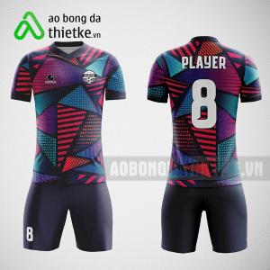 Mẫu áo bóng đá thiết kế hàng không vietjet ABDTK194