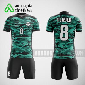 Mẫu áo bóng đá thiết kế vàng bạc đá quý doji ABDTK191