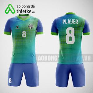 Mẫu áo đá bóng thiết kế học viện báo chí và tuyên truyền ABDTK321