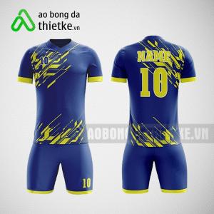 Mẫu đặt quần áo bóng đá tại huyện đông anh ABDTK111