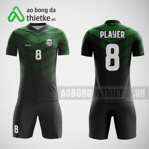 Mẫu áo bóng đá thiết kế Trường THPT Bắc Thăng Long ABDTK620
