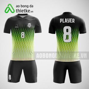 Mẫu áo bóng đá thiết kế Trường THPT Chu Văn An ABDTK562