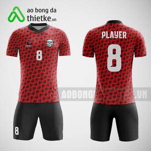 Mẫu áo bóng đá thiết kế Trường THPT Chu Văn AnABDTK569