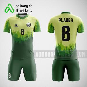 Mẫu áo bóng đá thiết kế Trường THPT Đống Đa ABDTK576