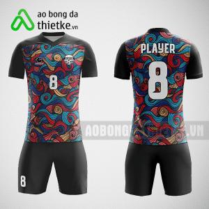Mẫu áo bóng đá thiết kế Trường THPT Khoa học Giáo dục ABDTK564