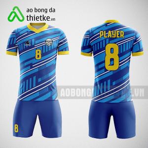 Mẫu áo bóng đá thiết kế Trường THPT Kim Anh ABDTK603
