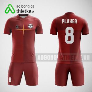 Mẫu áo bóng đá thiết kế Trường THPT Liên Hà ABDTK617