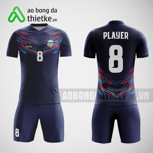Mẫu áo bóng đá thiết kế Trường THPT Ngọc Hồi ABDTK610