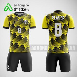 Mẫu áo bóng đá thiết kế Trường THPT Nguyễn Thị Minh Khai ABDTK589