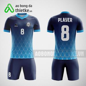 Mẫu áo bóng đá thiết kế Trường THPT Quang Minh ABDTK611