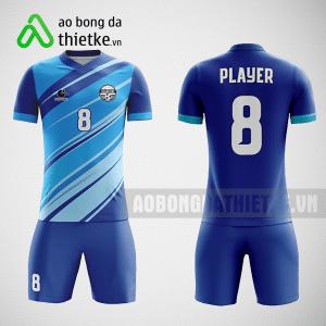 Mẫu áo bóng đá thiết kế Trường THPT Sóc SơnABDTK601