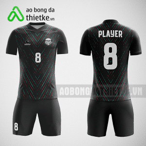 Mẫu áo bóng đá thiết kế Trường THPT Tây Hồ ABDTK558