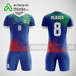 Mẫu áo bóng đá thiết kế Trường THPT Thạch Bàn ABDTK596