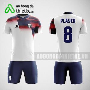 Mẫu áo bóng đá thiết kế Trường THPT Tiền Phong ABDTK615