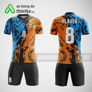 Mẫu áo bóng đá thiết kế Trường THPT Trần Nhân Tông ABDTK573