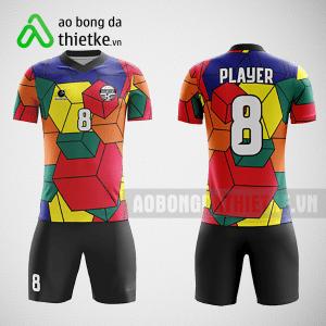 Mẫu áo bóng đá thiết kế Trường THPT Trần Phú - Hoàn Kiếm ABDTK570