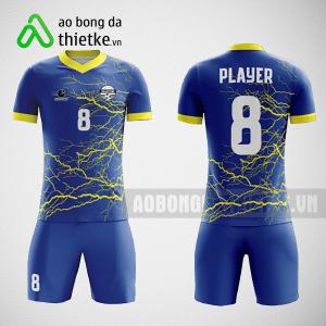 Mẫu áo bóng đá thiết kế Trường THPT Trung Giã ABDTK605