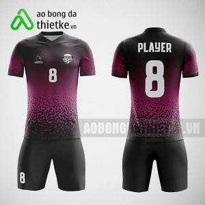 Mẫu áo bóng đá thiết kế Trường THPT Trung Văn ABDTK590