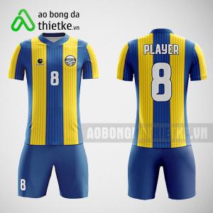 Mẫu áo bóng đá thiết kế Trường THPT Vân Nội ABDTK619