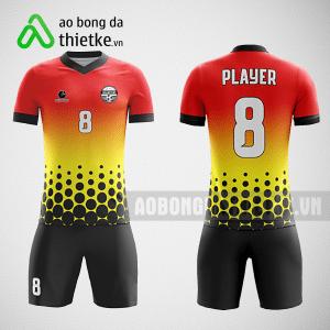Mẫu áo bóng đá thiết kế Trường THPT Yên Lãng ABDTK612