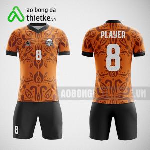 Mẫu áo bóng đá thiết kế Trường THPT Nguyễn Trãi - Ba Đình ABDTK567