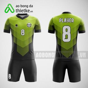 Mẫu áo bóng đá thiết kế Trường THPT chuyên Hà Nội - Amsterdam ABDTK557