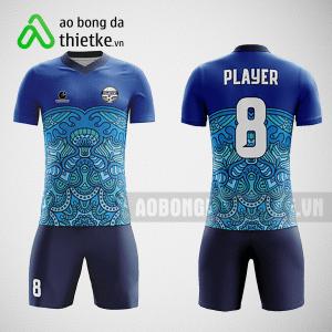 Mẫu áo bóng đá thiết kế Trường THPT chuyên Khoa học Xã hội và Nhân vănABDTK561