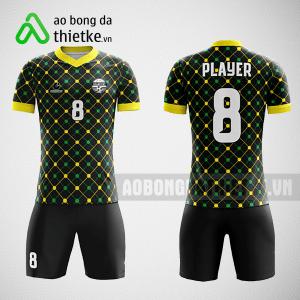 Mẫu áo bóng đá thiết kế Trường THPT chuyên Ngoại ngữ ABDTK559