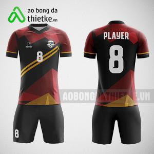 Mẫu áo bóng đá thiết kếTrường THPT Thượng Cát ABDTK588